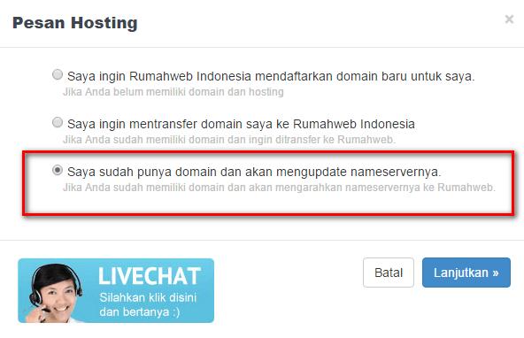 daftar hosting