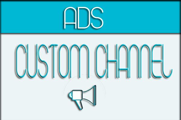 memasang custom channel