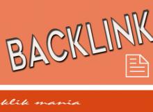 pengaruh backlink