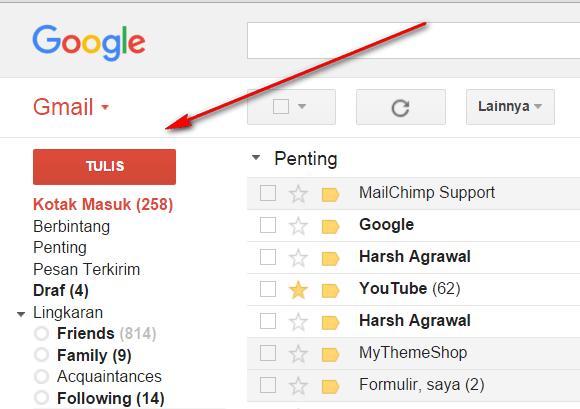 Melamar Kerja Dengan Email