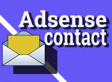 menghubungi pihak adsense