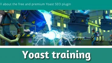 menggunakan plugin yoast