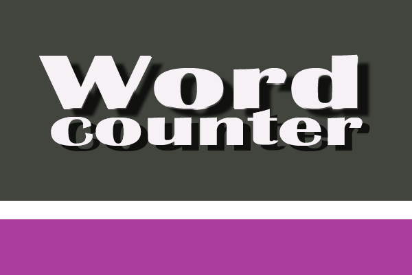 tool penghitung kata