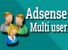menambah pengguna baru adsense