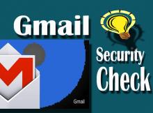 keamanan akun gmail