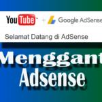 mengganti akun adsense