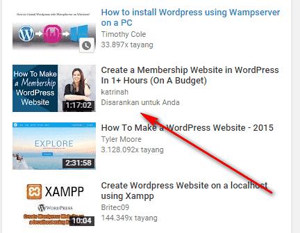 Meningkatkan Penghasilan Youtube