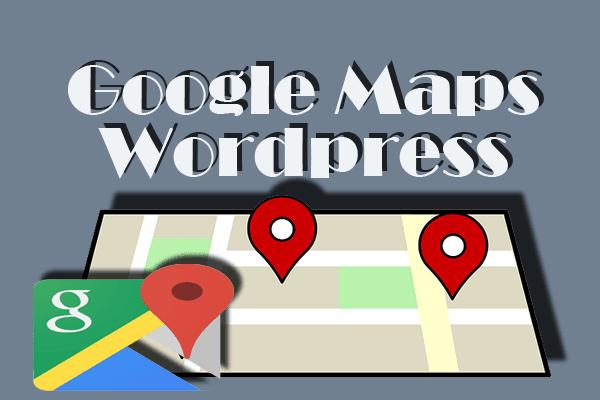 Memasang Google Maps