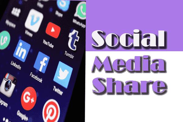 tombol sosial media share
