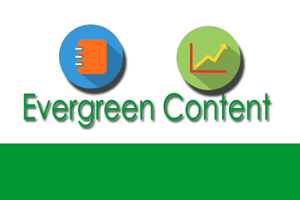 membuat evergreen content