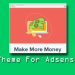 theme wordpress adsense