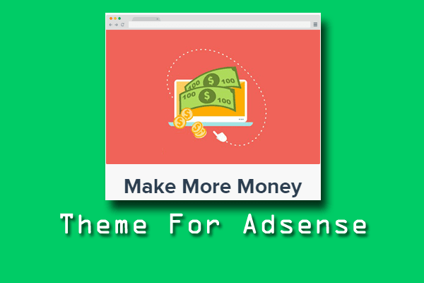 theme wordpress adsense