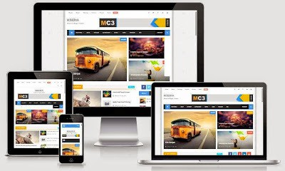 fast load blogger template