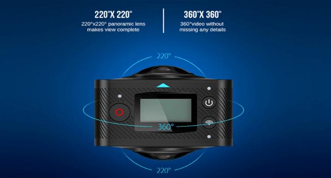 Keistimewaan Kamera Digital Elecam 360 Terbaru