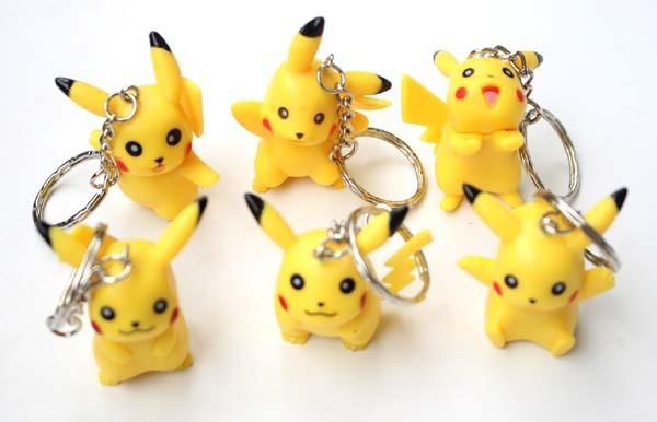 HOT-HOT-HOT--60pcs-10set-Pikachu-font-b-pokemon-b-font-Key-Chain-Charms-font