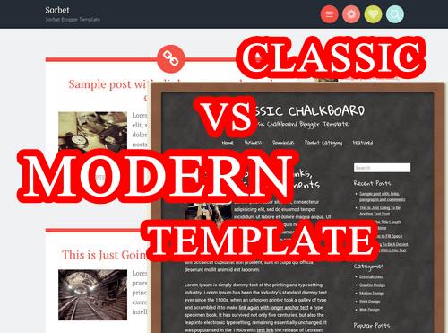 template classic