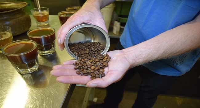 Usaha warung kopi