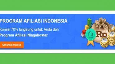 affiliate hosting indowebster