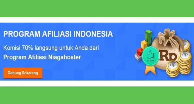 affiliate hosting indowebster