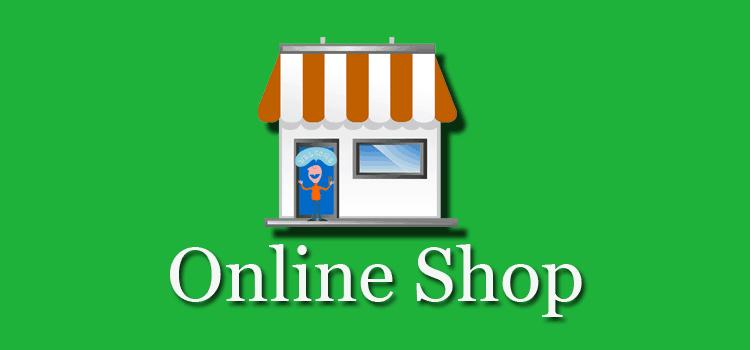 membuka online shop
