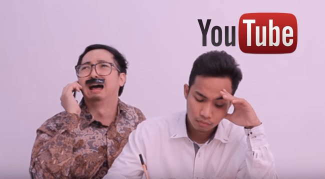 youtuber sukses