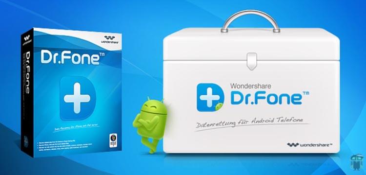 Aplikasi Wondershare Dr.Fone