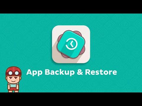 App Backup Restore Transfer