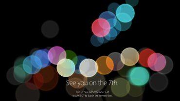 Apple dan Tanggal 7 September