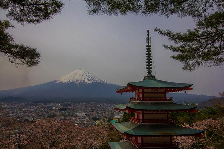 Liburan Murah Ke Jepang