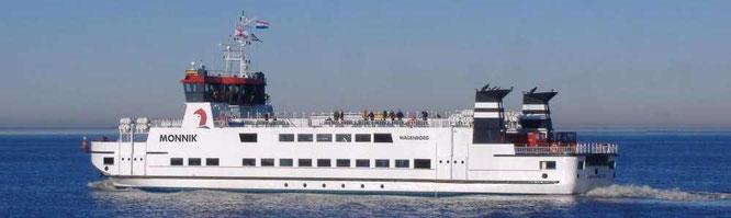 Transportasi Menuju Schiermonnikoog
