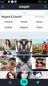 Aplikasi Social Media Bigo Live