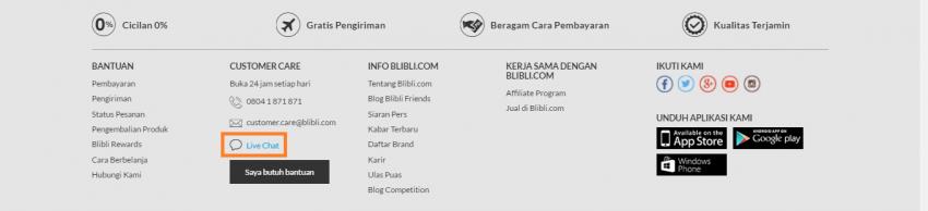 customer-care-bliblicom
