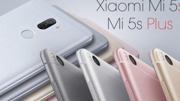 Harga Xiaomi Mi 5s dan Mi 5s Plus