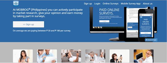 Aplikasi Mobile Surveys