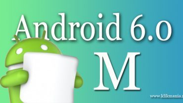 Smartphone Android Marshmallow