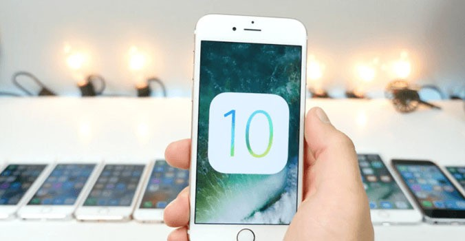 Mempercepat Performa iOS 10