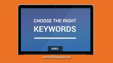 menentukan keyword blog