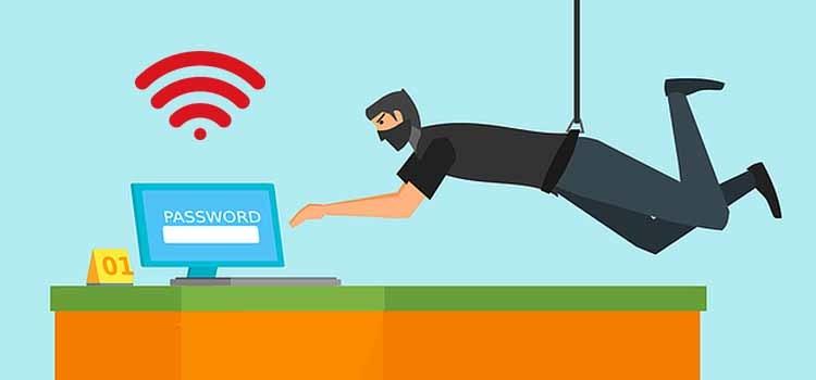 Pencuri Wi-Fi