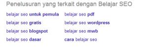 Keyword-LSI