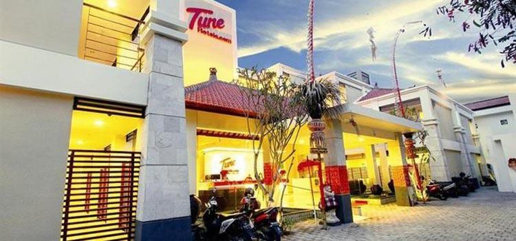 Tune Hotel Legian Bali
