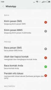 Kenapa Kontak Whatsapp di HP Xiaomi Tidak Muncul?