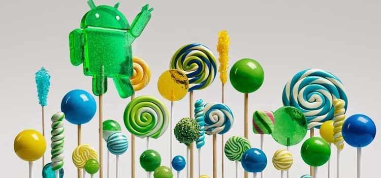 Kelebihan Android 5.0 Lollipop