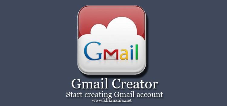 Google Account Creator