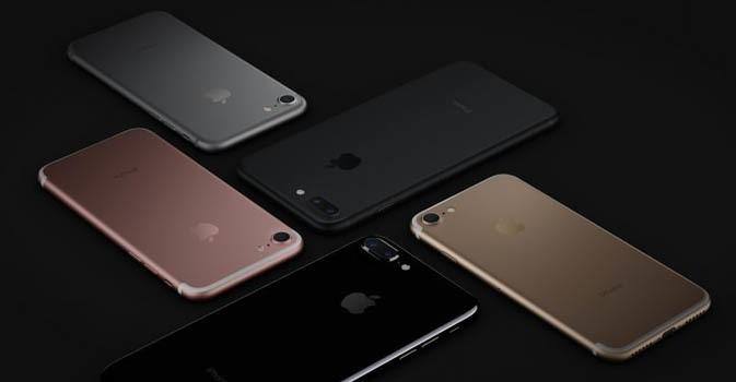 iPhone 7 dan iPhone 7 Plus