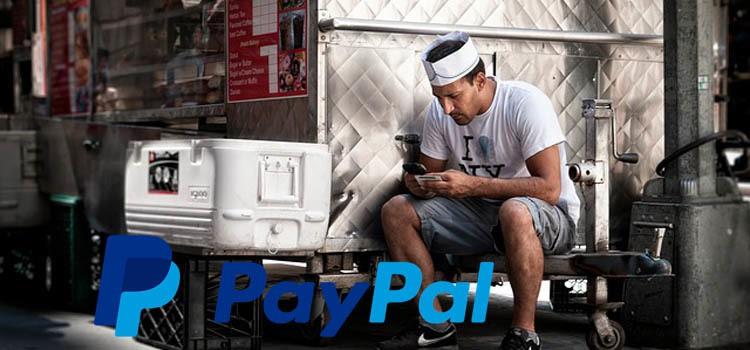 Menggunakan Akun Paypal