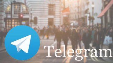 Telegram mesengger
