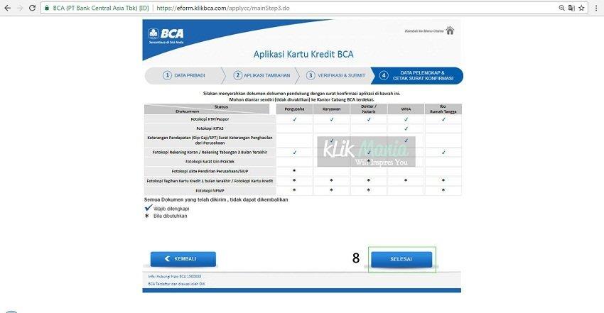 Keunggulan Kartu Kredit BCA