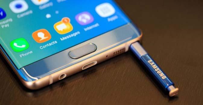 Pengganti Galaxy Note 7