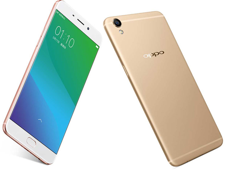 Purported Oppo R9S