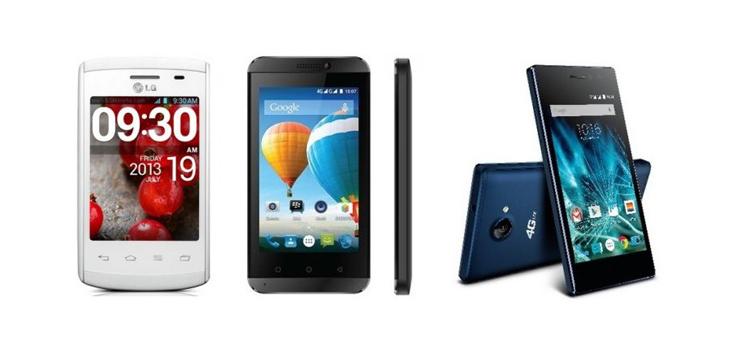 Smartphone Dengan Harga Dibawah 1 Jutaan
